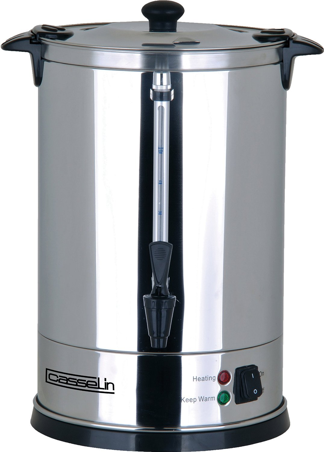 Percolateur café 15l 100 tasses Casselin